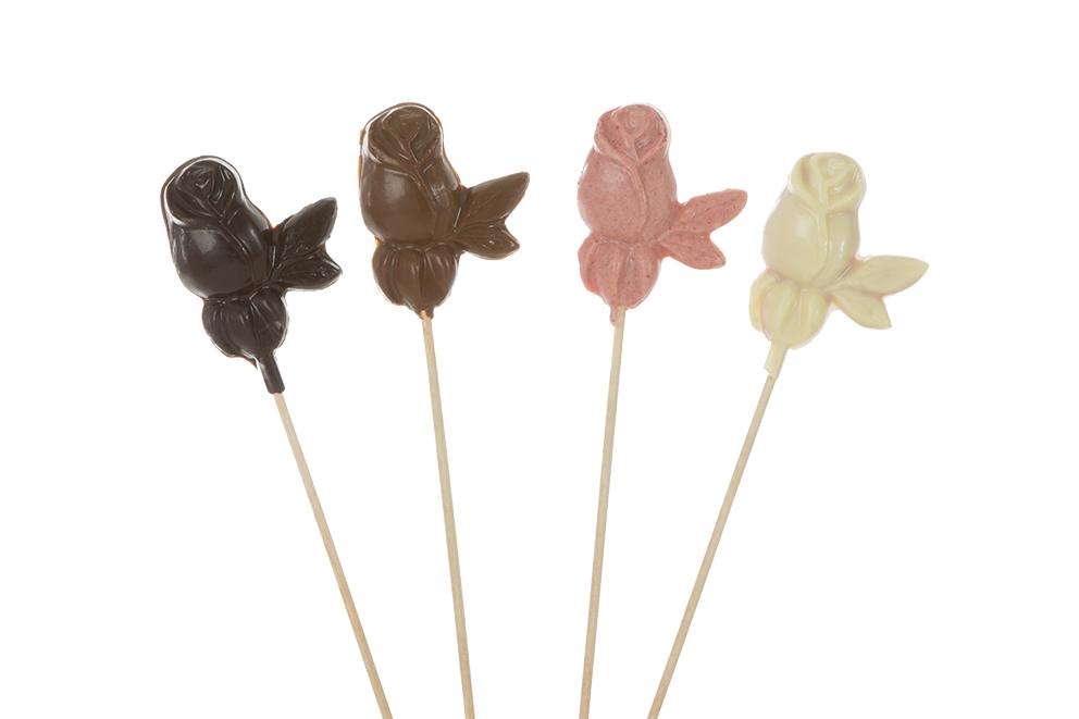 Chocolat Factory - Piruletas