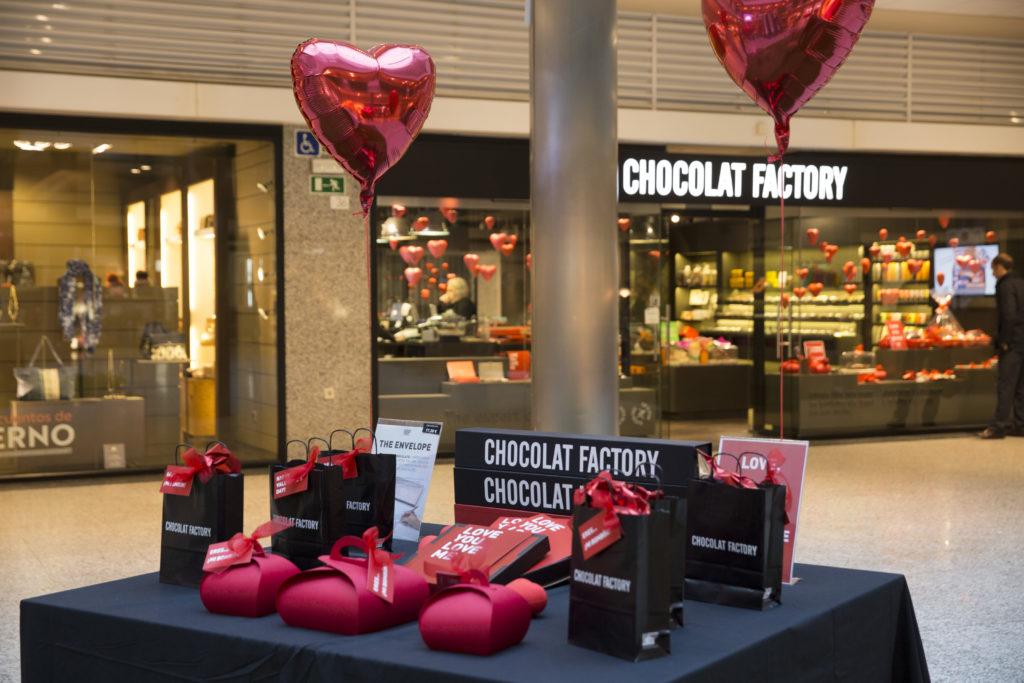 San Valentín Moda Shopping