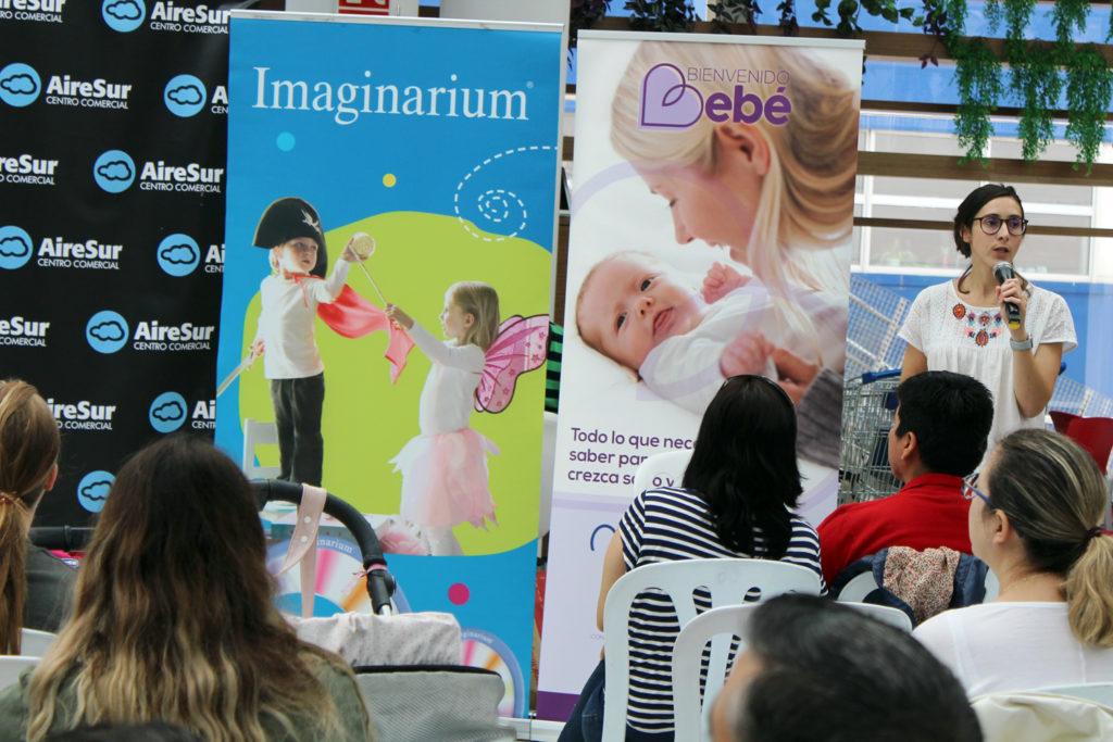bienvenido bebé imaginarium